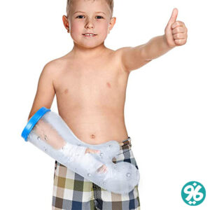 خرید آنلاین پاس باند محافظ گچ کودکان مدل H