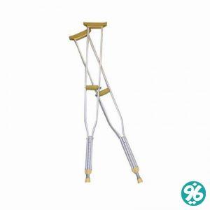 خرید آنلاین و قیمت انواع عصا زیر بغل آلومینیومی