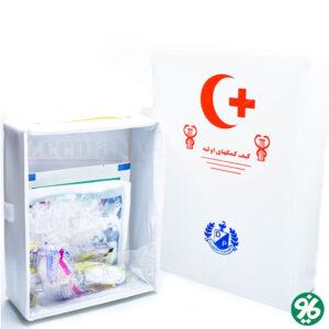 خرید آنلاین جعبه کمک های اولیه کوچک دروان پژوه