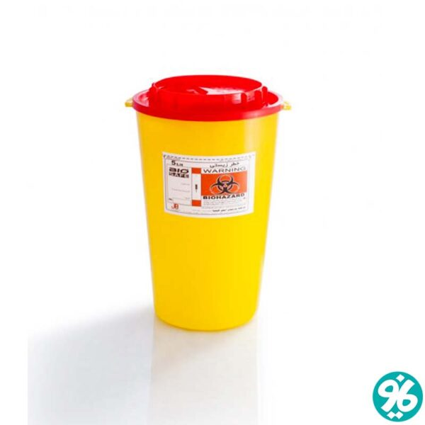 توزیع آنلاین سیفتی باکس 5 لیتری
