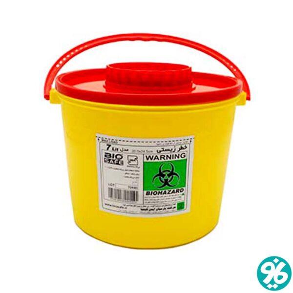 توزیع آنلاین سیفتی باکس 7 لیتری
