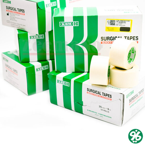 چسب ضد حساسیت 2.5 سانتی KBM