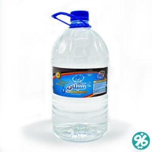 خرید اینترنتی آب مقطر 5 لیتری سبلان