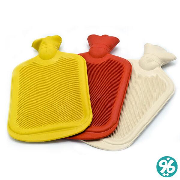 خرید آنلاین کیسه آب گرم در رنگ های مختلف